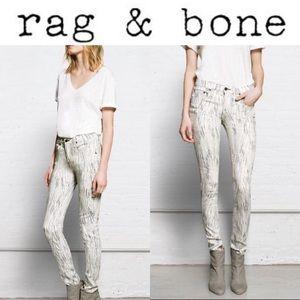 rag & bone Skinny Riptide Jeans